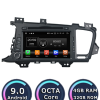 Roadlover Android 9.0 Car Multimedia DVD Player For KIA K5 Optima 2011 2012 2013 Stereo GPS Navigation Automagnitol 2 Din Video