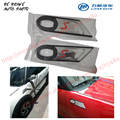 REFIT PARTS: LIFAN 320 smily  turn light sticker Fender decoration sticker