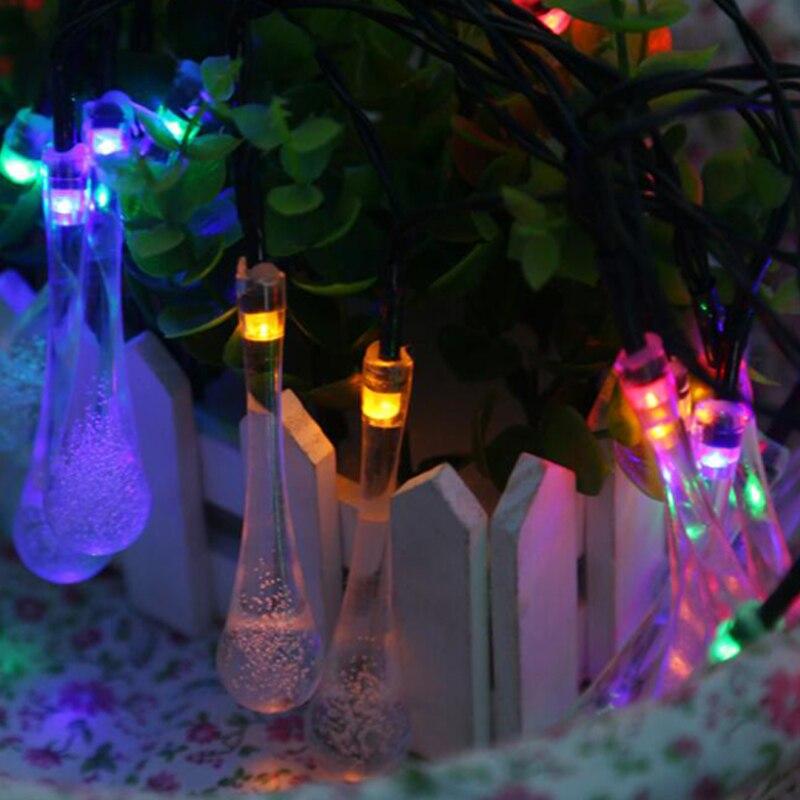 Christmas Solar Lights Outdoor Waterproof Led Solar Light Solar