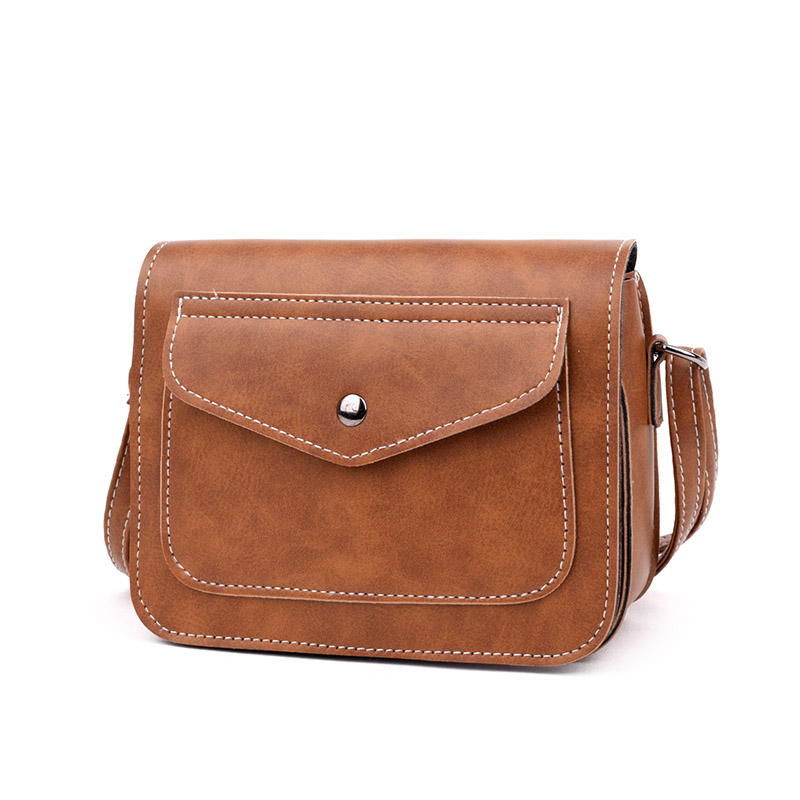 LEFTSIDE New 2018 9 Color Clain Lock Fashion Women CrossBody Bag Purse shoulder Bags Simple Small handbag Women Messenger Bags