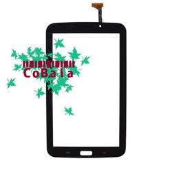 10 шт. для samsung Galaxy Tab 3 7,0 T210 T211 T215 T217 Сенсорный экран планшета ЖК-дисплей внешний Панель спереди Стекло Сенсор + клей