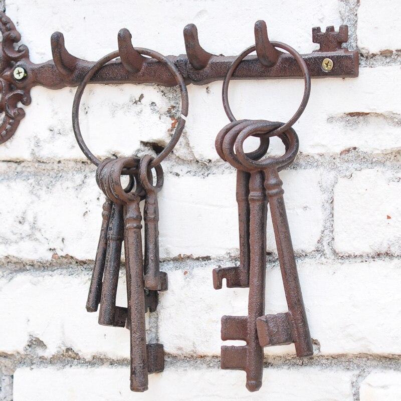 Reminisced tieyi zakka vintage key muons hangings wall decoration