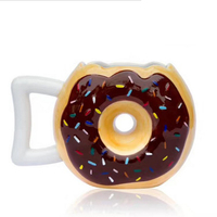 Chocolate Donut Mug