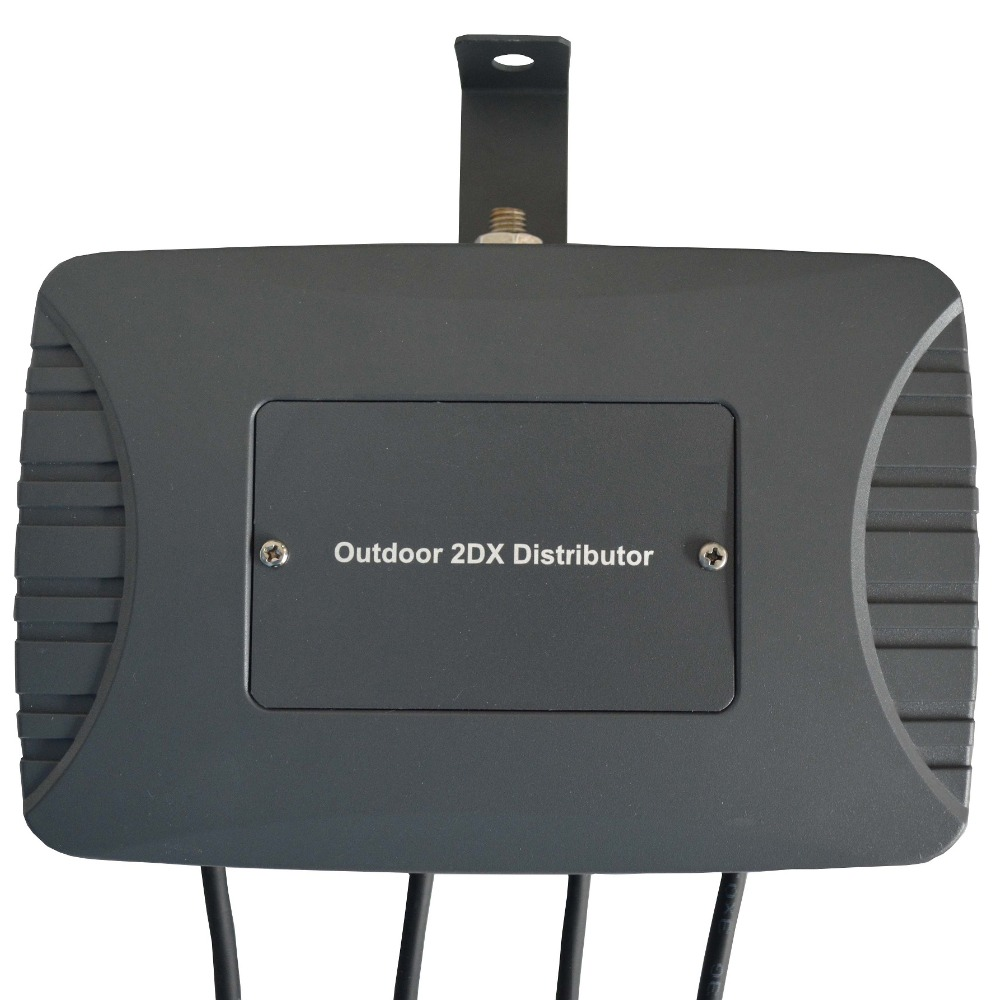 2 Way OUTDOOR DMX Distributor Waterproof DMX Controller IP65 DMX Splitter for Stage Light DMX Console rongshida royalstar чайник электрический чайник 5л из нержавеющей стали чайник 304 масс jy50b3