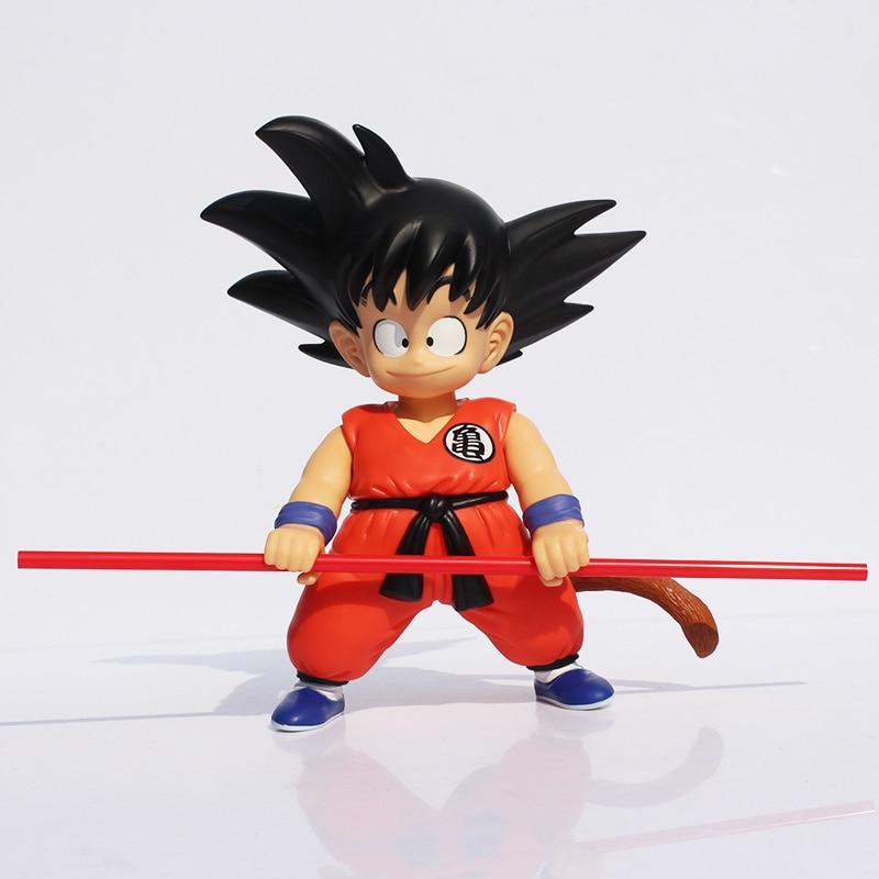 Dragon Ball Sun Goku PVC Action Figure Model Toys 21cm Free Shipping