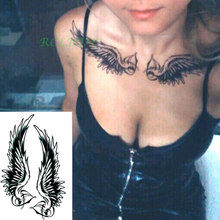 Popularne Anioł Skrzydło Tatuaż Kupuj Tanie Anioł Skrzydło