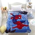 super spiderman children coral fleece blanket 1400mmx2000mm