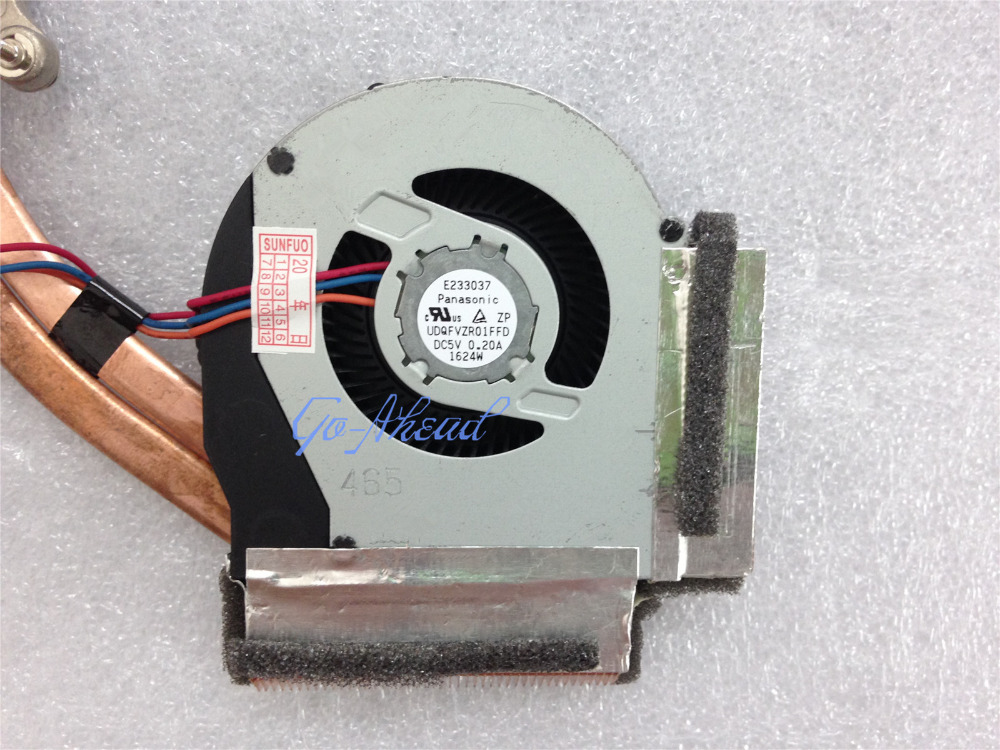 Genuine IBM Lenovo ThinkPad T420 T420i Laptop CPU Fan Cooling Heatsink 04W0407