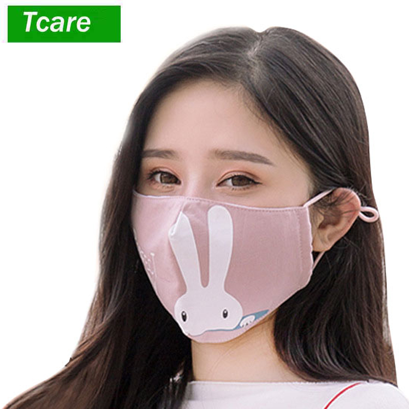 Health Care 1pcs Anti Pollution Mask Face Mask Dust Mask Pm2.5 Activated Carbon Filter Insert Can Be Washed Reusable Mouth Masks