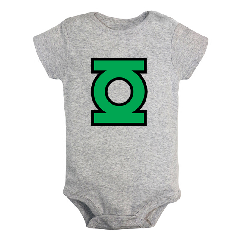 Newborn Green Lantern Baby Infant Costume