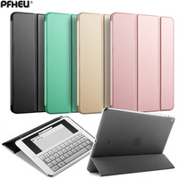 Ultra Slim Magnetic Smart Cover For Apple IPad 2 3 4 With Retina Display PU Leather