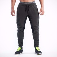 2016 Autumn Men S Joggers Pants Gymshark Fitness Clothing Tracksuits Trousers Slim Fit Workout Pants Male