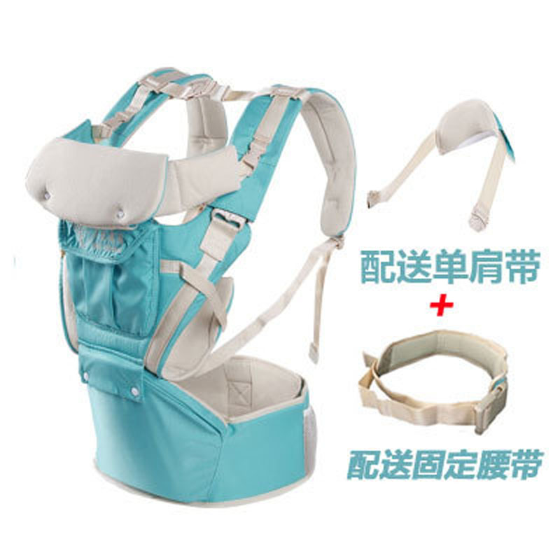 ФОТО 0-36 months breathable multifunctional front facing horizonta baby carrier infant comfortable sling backpack kangaroo ca12001