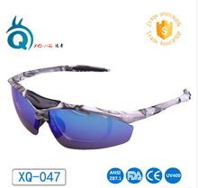 Free shipping! Cycling Glasses Sport UV400 outdoor Water print colorful Protection Sunglasses Bike glasess Cycling glass