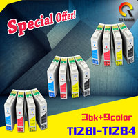 3 Full Sets 128XL Ink Cartridges For Epson Stylus SX125 SX130 SX425W SX235W SX420W SX435W SX420W