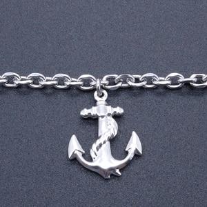 Women Ankel Bracelets Anchor C
