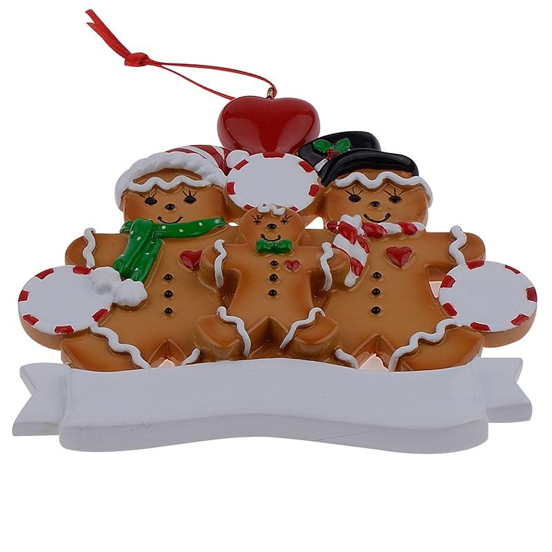 Оптові смолині пряники сімейство з 3 - Домашній декор - фото 6
