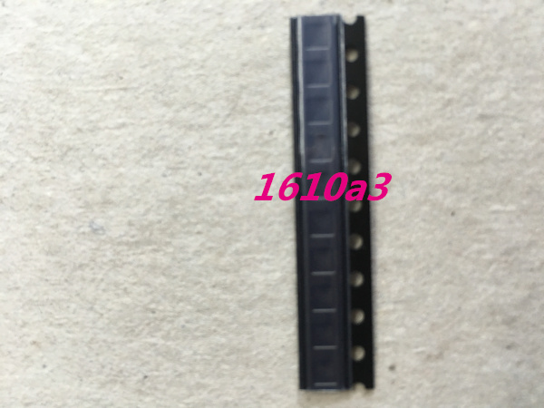 """20pcs/lot New original for iphone 6 6plus 6s 6splus charging usb ic """"no charging"""" solution chip 1610 1610A 1610A3 36pin"""