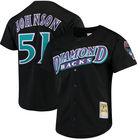 Men's Arizona Diamondbacks Randy Johnson Jersey