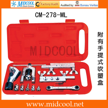 45 Traditional Extrusion Type Flaring Tool Kits CM-278-ML