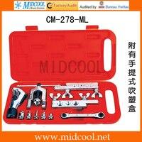 45 Traditionele Extrusie Type Felsapparaat Kits CM 278 ML op