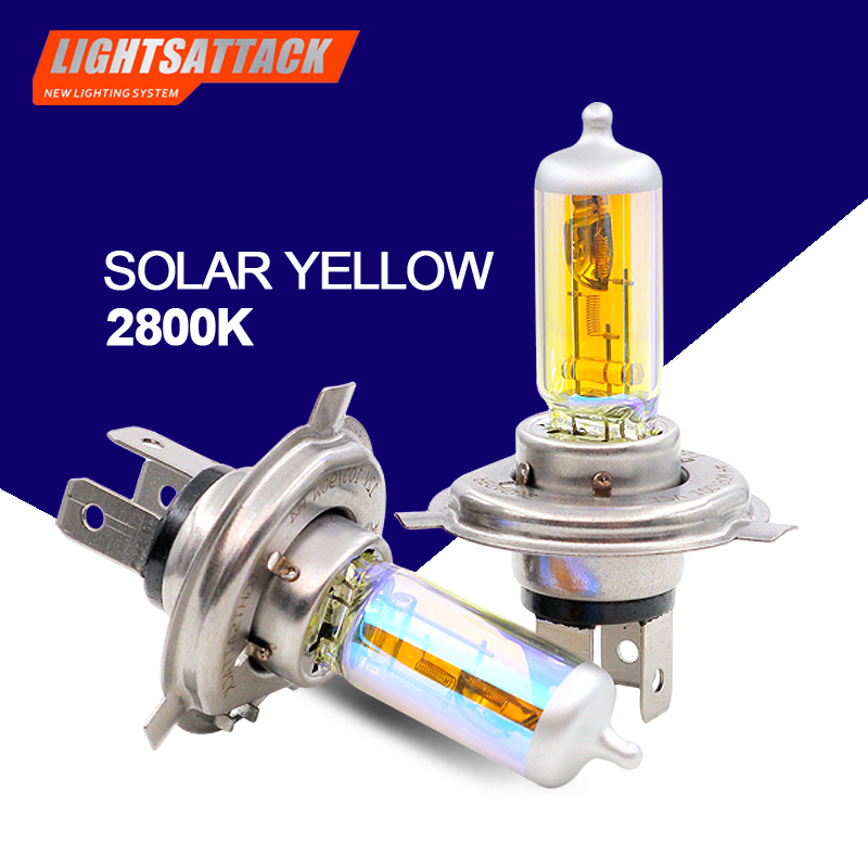 PEGASUS 2800K Car Halogen H1 H3 H4 H7 H11 HB3 9005 HB4 9006 PSX24W Headlight Auto Headlamp Bulb For Head Light Fog Light