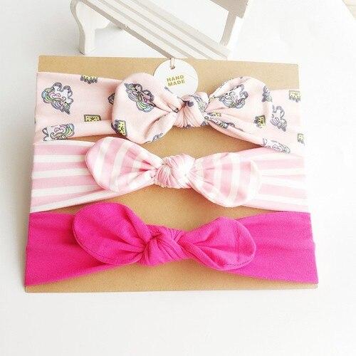 a11381d025ae 3Pcs/Set Baby Girls Hair Accessories Infant Kids Hairband Set Newborn Hair  Suit Cute Princess ...