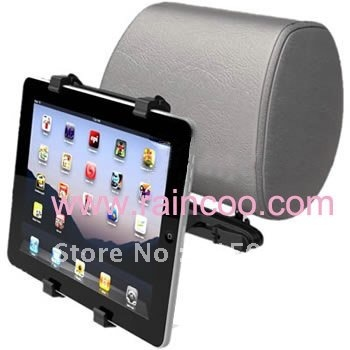 Universal car holder for tablet, car headrest mount for ipad, car mount for galaxy tab