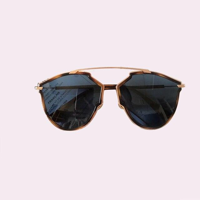 1547788e4c2c Fashion Sunglasses Retro Round Frame 2018 Brand Designer sunglasses High  Quality Sunglasses For Women UV400 Female Sun Glasses