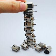 10 шт. N20 микро-карбоновый щеточный двигатель высокоскоростной 4,2 в 130 мА 21800 об/мин двигатель aircraf