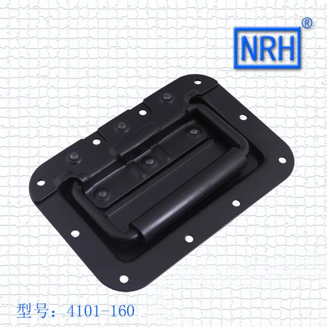 NRH4101-160-KAOHEI lidar com peças de caixa de Ar caixa de ar Bagagem punho Nahui punho de Ferro preto