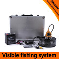 "7"" LCD monitor display underwater video fishing camera kits with 24pcs fish finder Diving Camera System night vision ir camera"