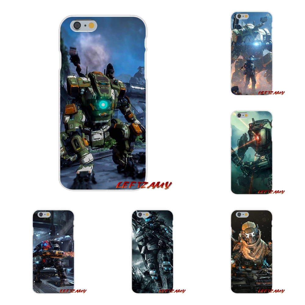 Accessories Phone Cases Covers For Samsung Galaxy S3 S4 S5 MINI S6 S7 edge S8 S9 Plus Note 2 3 4 5 8 Titanfall Black Version