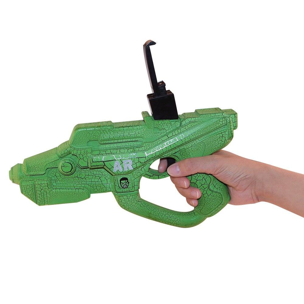 Nouvelle offre spéciale AR pistolet Intelligent réalité virtuelle jeu pistolet magique enfants jouet pistolet Induction pistolet AR pistolet connexion Bluetooth
