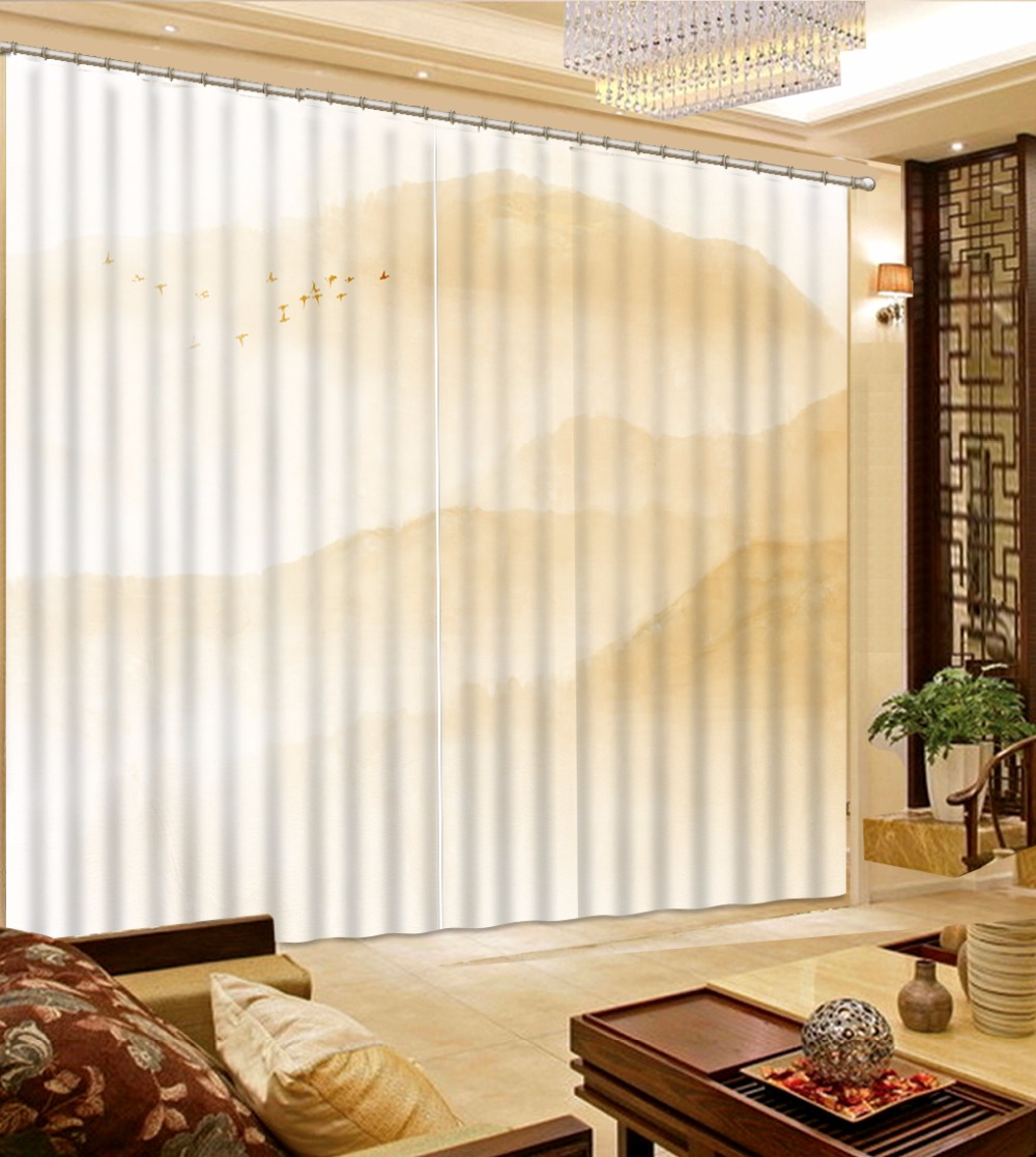 2 Pieces Curtains mountain landscape Curtains For Living room Hooks Curtains Modern Bedroom Blackout Window Curtain2 Pieces Curtains mountain landscape Curtains For Living room Hooks Curtains Modern Bedroom Blackout Window Curtain