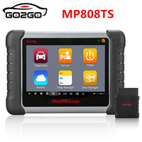 Autel MaxiPRO MP808TS Activation Programming and all System OBD Diagnostic Tool Combined of DS808/MS906 and TPMS activate sensor