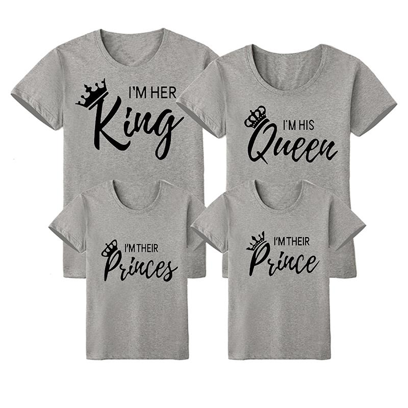 f4abc807a 2019 Family Matching Clothes DADDY 01 MOMMY 02 KID 03 BABY 04 Family  Matching Outfits Mother Father Baby Fashion Letter T-ShirtsUSD  4.49-6.74/piece