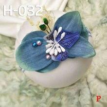 Baby Stirnbänder Blume Neugeborenen Kleinkind Kinder Mädchen Haar Kopfband