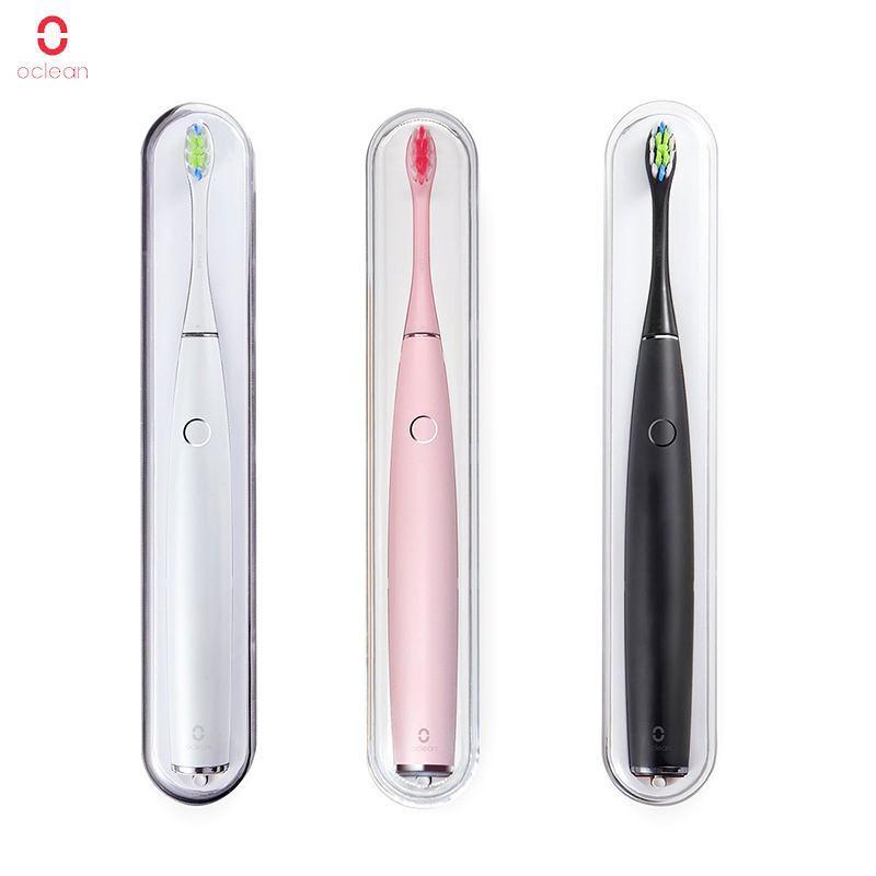 Xiaomi Oclean One SE Electric Toothbrush Set + 2 Brush Head Wall-Mounted Holder APP Control Waterproof Fast Charging Tooth BrushXiaomi Oclean One SE Electric Toothbrush Set + 2 Brush Head Wall-Mounted Holder APP Control Waterproof Fast Charging Tooth Brush