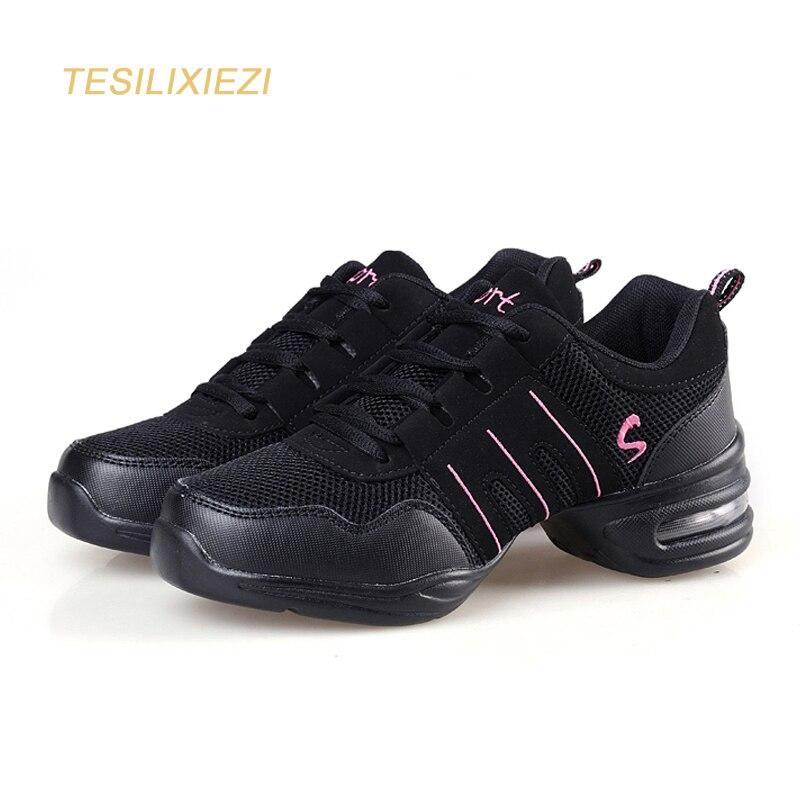 10cc845520c5d Nuevos zapatos de baile Jazz Hip Hop zapatos salsa zapatillas para mujer  plataforma baile zapatos de mujer en Zapatillas de baile de Deportes y ocio  en ...