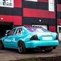 Неокрашенный Стеклопластик Акульих Плавников Крыши Крыла Спойлер Для Lexus IS200 1999-2004