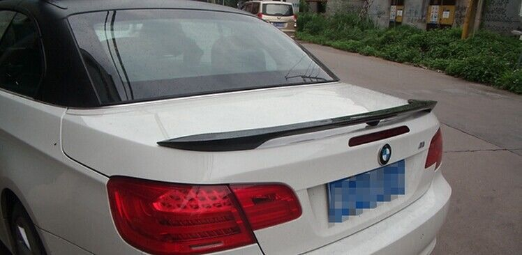 Us 219 88 8 Off 2009 E92 E93 M3 3 Series Hm Style Carbon Fiber Spoiler Wing Nice Fitment In Spoilers Wings From Automobiles Motorcycles On