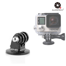 For GoPro HD HERO 1 2 three four Tripod Monopod Mount Adapter Digital camera Equipment