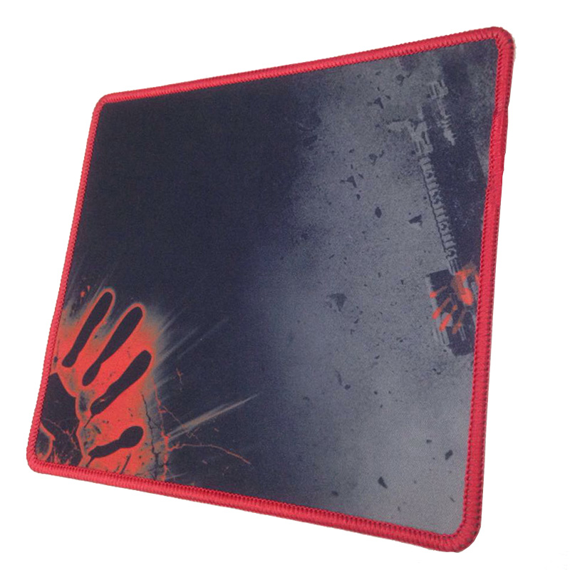 Mouse pad  Gaming Mouse Pad Anti-Slip Laptop PC Mice Mat Mousepad For mouse keyboard wireless mouse Computer Games cs go DOTA2 maikou mouse pad cat wears eyeglasses