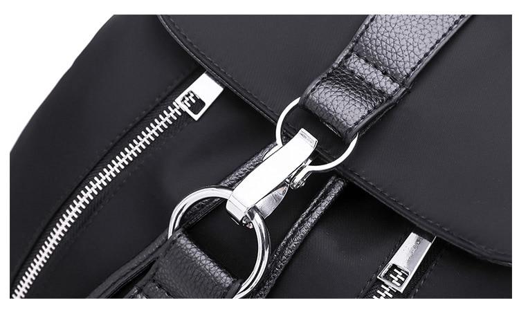 Fashion Waterproof Oxford Backpack Girls Schoolbag Shoulder Bag High Quality Women Backpacks Mochila Feminina