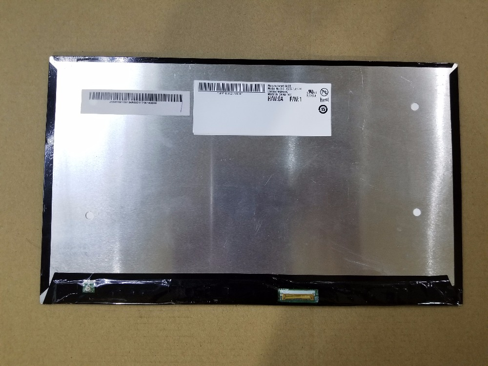 Original 11.6inch LCD Screen B116HAN03.0 For Acer Iconia Tab W700 Replacement Tablet PC Free Shipping
