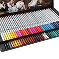 24/36/48 farben Aquarell Bleistifte Set Zeichnung Stift Art Set Kinder Kinder Malerei Skizzieren Wasser Farbe Bleistifte kit-in Farbstifte aus Büro- und Schulmaterial bei