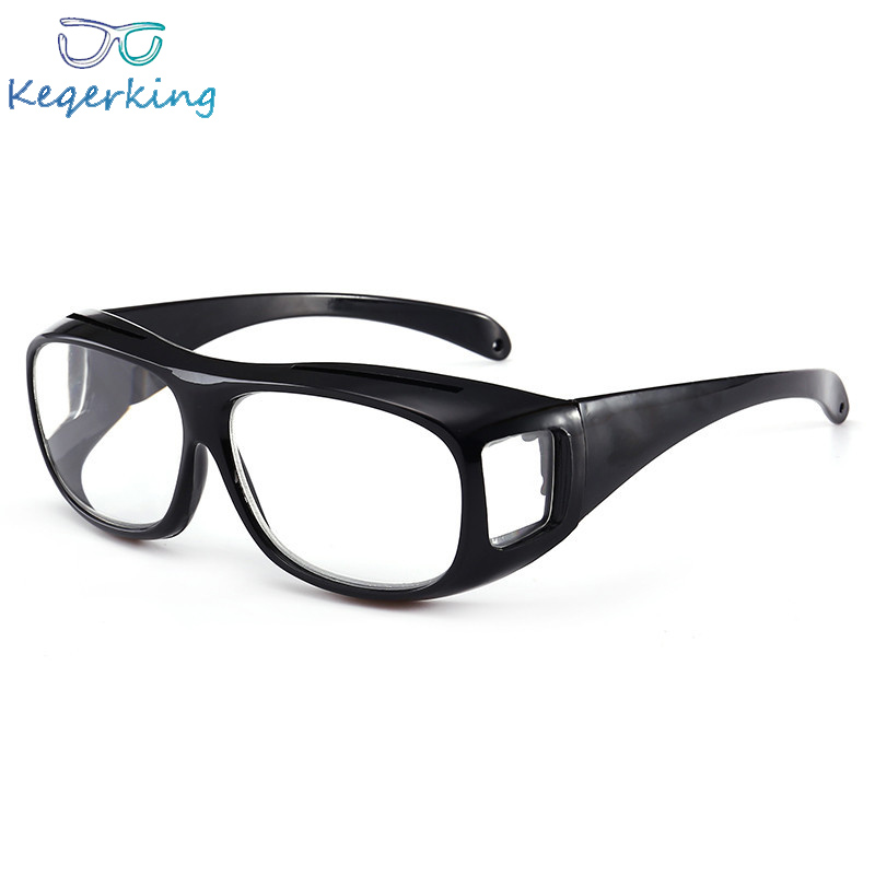 Big Vision Magnifying 1.6 1.8 Reading Glasses Men Women Vintage Eyewear Magnifier +250 +300 Magnifies Vision Lens Eyewear HA-09