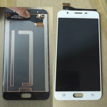 Test LCD For Samsung Galaxy J7P J7 Prime G610 G610M G610F G610Y LCD Display Touch Screen Digitizer Assembly 5.5