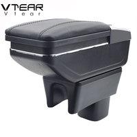 Vtear For Maruti Suzuki Baleno sigma armrest box central Store content interior Storage cup car styling accessories 2008 2018